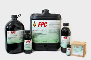 FPC supplied in 50ml, 500ml, 1L, 4L and 20L containers for small fuel consumers